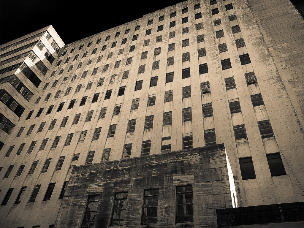 Charity Hospital, New Orleans